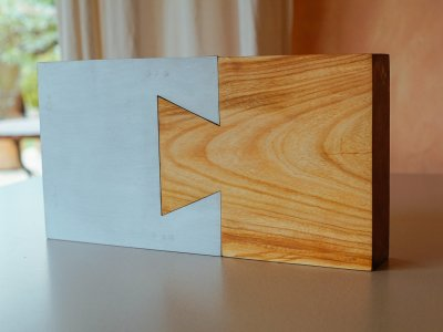 Iron Dovetail Box